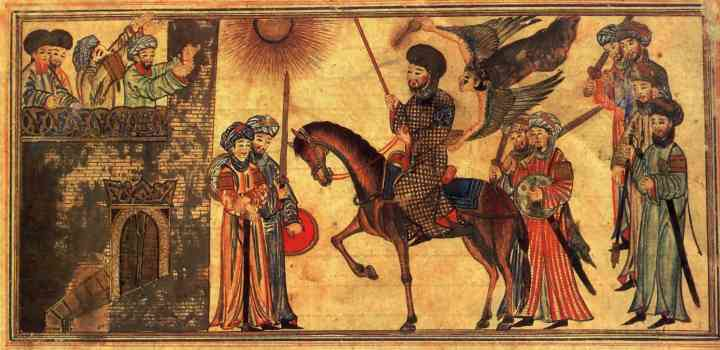 """Jewish and Christian minorities in the mediæval Islamic world,"" Friday, Nov. 3, 6:30 p.m."