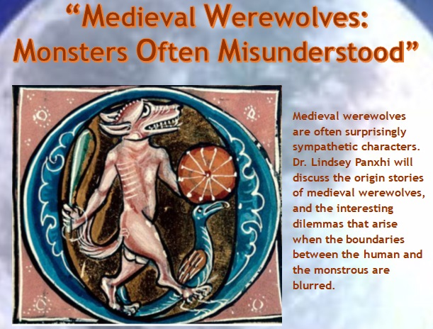 """Medieval Werewolves: Monsters Often Misunderstood"""