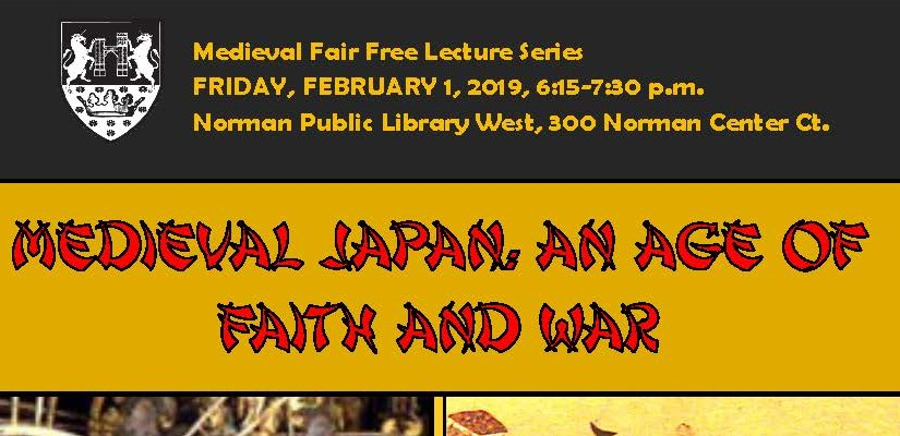 """Medieval Japan: An Age of Faith & War"""