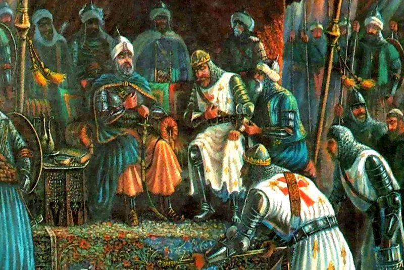 Cooperation Between Muslims & Christians During the Era of the Crusades