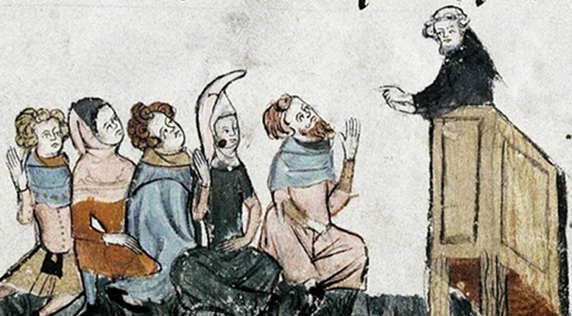Power in the Pulpit: Preaching Authority in Late Middle Ages